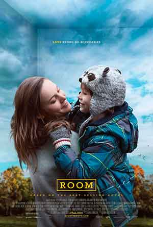 2015. Dirección: Lenny Abrahamson Guión: Emma Donoghue (basado en su novela) Fotografía: Danny Cohen Música: Stephen Rennicks Reparto: Brie Larson, Jacob Tremblay, Joan Allen, William H. Macy, Megan Park, Amanda Brugel, Sean Bridgers, Joe Pingue, Chantelle Chung, Randal Edwards, Jack Fulton, Kate Drummond