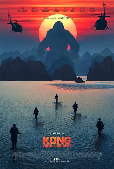 Kong Skull Island, King Kong