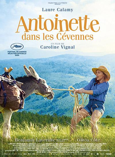 Antoinette dans le Cévennes
